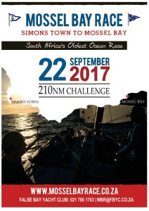 Mossel Bay Race 2017 - Simons Town to Mossel Bay @ Mossel Bay Race
