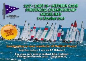 Sailing Festival & Dart WP Championship @ MBYBC