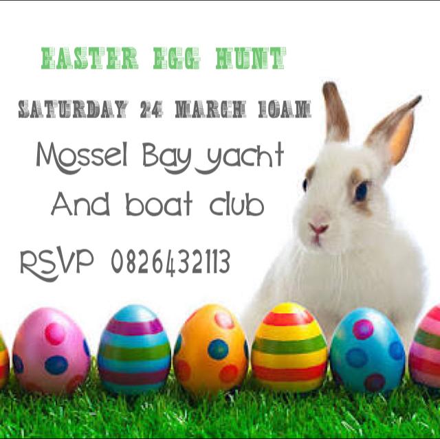 Easter Egg Hunt @ MBYBC