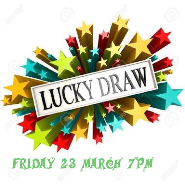 Lucky Draw @ MBYBC